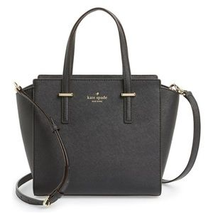 kate spade Small Hayden Leather Satchel